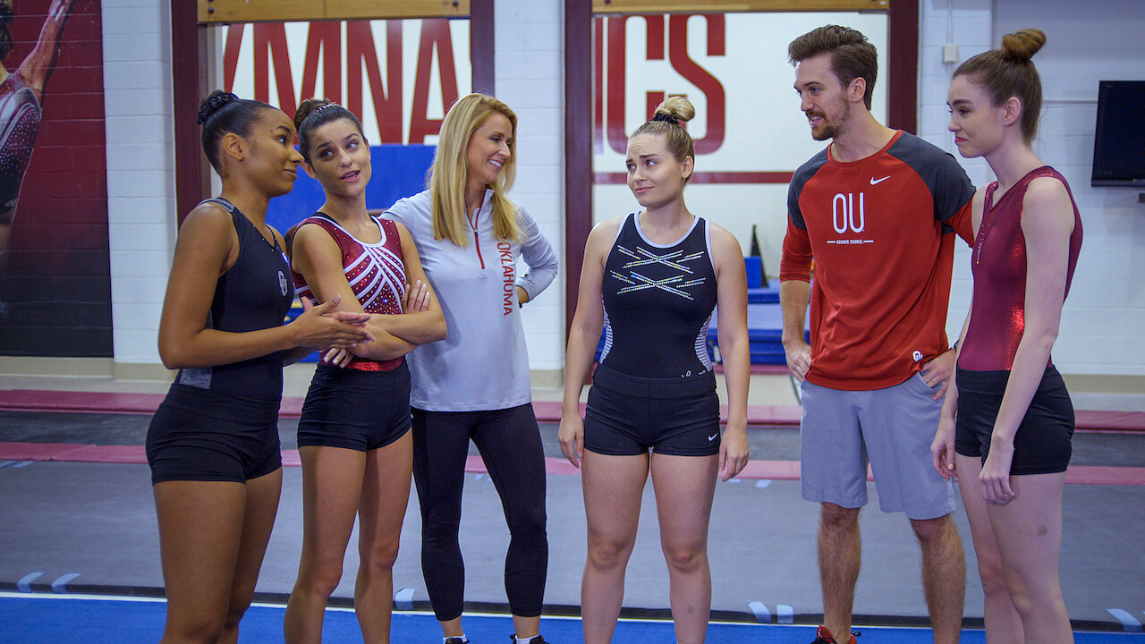 Full Out 2: ¡Tú puedes!  Netflix